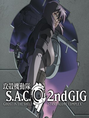 cover image of Ghost in the Shell: Stand Alone Complex, Season 2, Episode 8